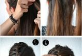 How to Make Easy Hairstyles Step by Step Easy Hairstyles for School Step by Step
