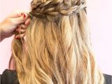 How to Make Waterfall Braid Hairstyle Genius New Ways to Braid Your Hair