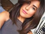 How to Style A Long Bob Haircut 15 Lovely Hairstyles with Long Bangs