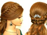 Images Of Cute Easy Hairstyles Easy Hairstyles for Prom