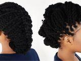 Images Of Kinky Twist Braids Hairstyles 3 Ways to Style Your Kinky Twist Hairstyles Tutorial 6 Of 7