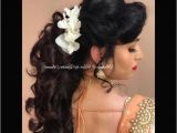 Indian Hairstyles Buns Pictures Lovely Indian Wedding Bun Hairstyles