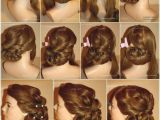 Indian Wedding Braid Hairstyles Indian Hairstyle Step by Step Beautiful Hairstyle for Indian Wedding