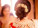 Indian Wedding Dinner Hairstyle Hindu Bridal Hairstyles 14 Safe Hairdos for the Modern