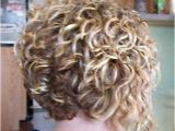Inverted Bob Haircut for Curly Hair Short Natural Curly Hairstyles