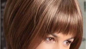 Inverted Bob Haircut with Bangs 15 Best Inverted Bob with Bangs