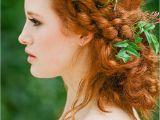 Irish Wedding Hairstyles Irish Braids to Gain Celtic Wedding Hairstyle