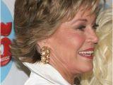 Jane Fonda Hairstyles for Over 60 Jane Fonda Short Celebrity Hairstyles Over 60 L