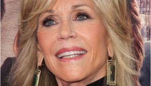 Jane Fonda Medium Hairstyles Jane Fonda Medium Straight formal Hairstyle Champagne Blonde Hair