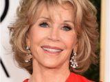 Jane Fonda Short Hairstyles Jane Fonda Golden Globes Jane Fonda Short Hairstyles for Women Over