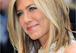 Jennifer Aniston Hairstyles Pictures Jennifer Aniston Long Bob Hairstyle Best Hairstyles for Thin Hair