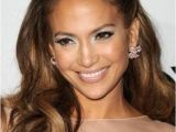 Jennifer Lopez Long Hairstyles with Bangs 30 Jennifer Lopez Hairstyles Accessories Pinterest