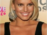 Jessica Simpson Bob Haircut Jessica Simpson Short Bob Hairstyle Hairstyles Weekly