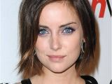Jessica Stroup Bob Haircut Beautiful Short Choppy Bob Hairstyles