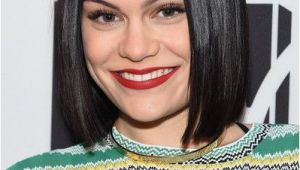 Jessie J 2019 Hairstyles Jessie J S Sleek Bob In 2019 Short Hairstyles Pinterest