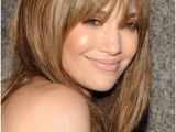 Jlo Bangs Hairstyle 115 Best Jlo Make Up Images