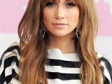 Jlo Bangs Hairstyle 35 Best Hairstyles with Bangs S Of Celebrity Haircuts with Bangs