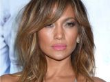 Jlo Bangs Hairstyle Kim Kardashian Different Hairstyles Celebrity Hairstyles