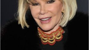 Joan Rivers Bob Haircut 23 Head Turning Short Bob Hairstyles with Bangs for Women