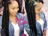 Jumbo Box Braid Hairstyles Big Box Braids Hairstyles 2018 Collection Braid
