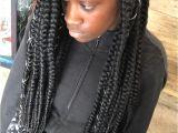 Jumbo Box Braid Hairstyles Jumbo Box Braids Braidsasyoulikeit