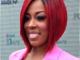 K Michelle Bob Haircut K Michelle Hairstyles