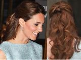 Kate Middleton Wedding Hairstyle Trend Summer Hairstyle Kate Middleton S Half Up Curls