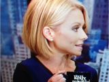 Kelly Ripa Haircut Bob 1000 Images About Hairstyles On Pinterest