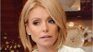 Kelly Ripa Haircut Bob 30 New Celebrity Bob Haircuts