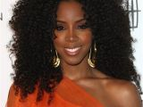 Kelly Rowland Curly Hairstyles Kelly Rowland Performs Motivation Awarded Platinum