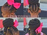 Kids Braided Hairstyles Quick and Creative Kids Feed In Braids Feed In Updos