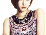 Korean Celebrity Hairstyles 88 Best Korean La S Short Hairstyles Images