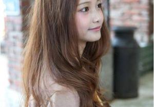 Korean Haircut Style for Long Hair Long Korean Hair Style 2013 Haircuts ♥