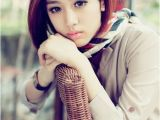 Korean Hairstyles Female 2019 30 Cute Short Haircuts for asian Girls 2019 Chic Short asian