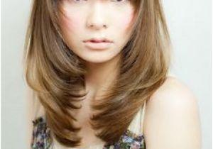 Korean Long Hair with Bangs 68 Best Korean Hair Color Images