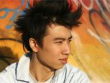 Korean Male Curly Hairstyles asian Girl Hair Cut Beautiful Korean Hair Style Elegant Very Curly
