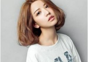 Korean Short Hair Fashion 9 Best Korean Perm Short Hair Images
