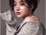 Korean Short Hair with Bangs 88 Best Korean La S Short Hairstyles Images