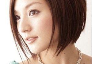 Korean Short Hair with Bangs Korean Bob without Bangs Short Hair Pinterest