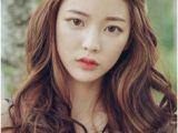 Korean Wavy Hairstyle 24 Best Korean Curls Images