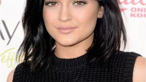 Kylie Jenner Bob Haircut Kylie Jenner Mid Length Bob Lookbook Stylebistro