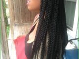 Large Box Braids Hairstyles Braided Hairstyles for Girls