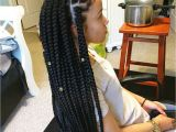 Large Box Braids Hairstyles Would You Want to Spend This Much Time these Chunky & Beautiful