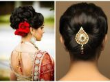Latest Hairstyles for Indian Weddings Various Indian Hairstyle Of Medium Length for Weddings