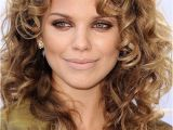 List Of Curly Hairstyles Celebrity Curly Hair for Women