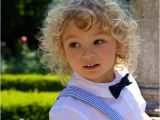 Little Boys Curly Hairstyles Cool toddler Boy Haircut Ideas