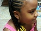 Little Girl Braids and Beads Hairstyles Braids with Beads for Little Girl
