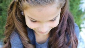 Little Girl Hairstyles Half Up Peinados Kid Hair Styles Pinterest