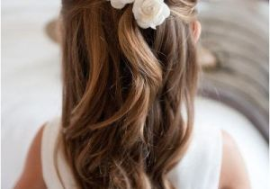 Little Girls Hairstyles for Weddings 17 Simple but Beautiful Wedding Hairstyles 2017