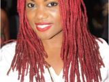 Locs Hairstyles 2013 Dazzling Red Dreadlocks Naturalhairstyle Loved by Nenonatural